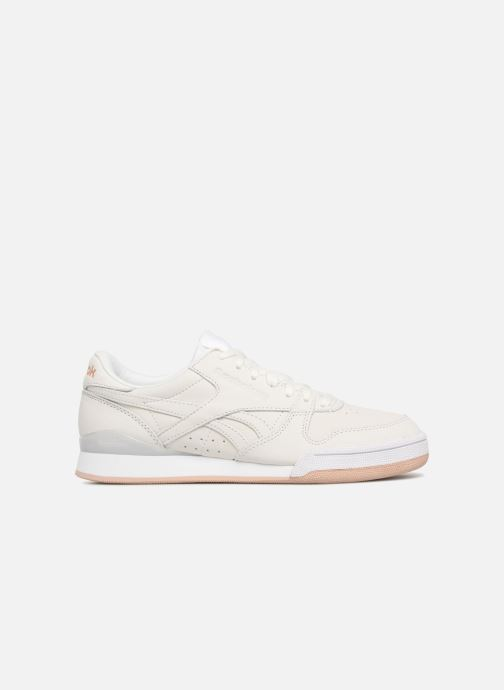 Trainers Reebok Phase 1 Pro W White back view