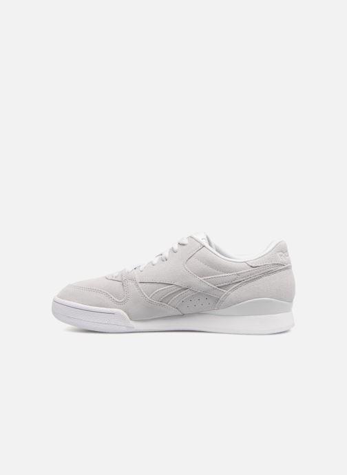 Sneakers Reebok Phase 1 Pro W Grigio immagine frontale