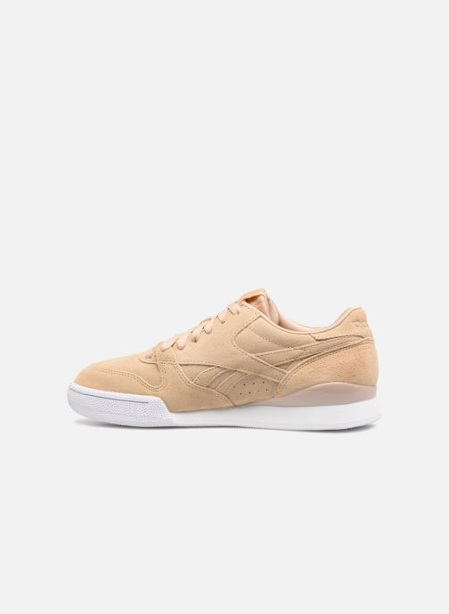 Baskets Reebok Phase 1 Pro W Beige vue face