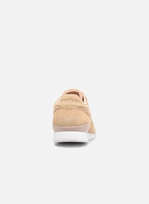 Trainers Reebok Phase 1 Pro W Beige view from the right