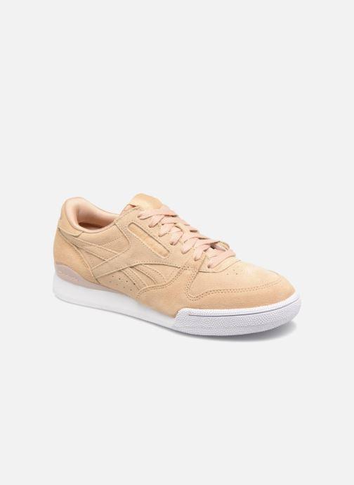 Sneaker Reebok Phase 1 Pro W beige detaillierte ansicht/modell