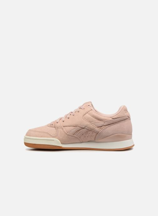 Baskets Reebok Phase 1 Pro W Rose vue face