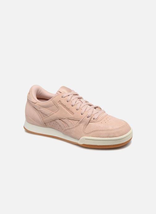 Sneaker Reebok Phase 1 Pro W rosa detaillierte ansicht/modell