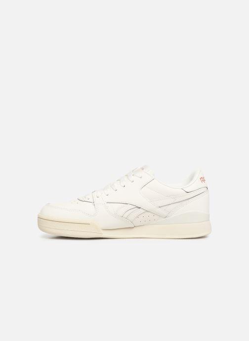Sneaker Reebok Phase 1 Pro W weiß ansicht von vorne