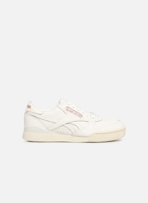 Sneaker Reebok Phase 1 Pro W weiß ansicht von hinten