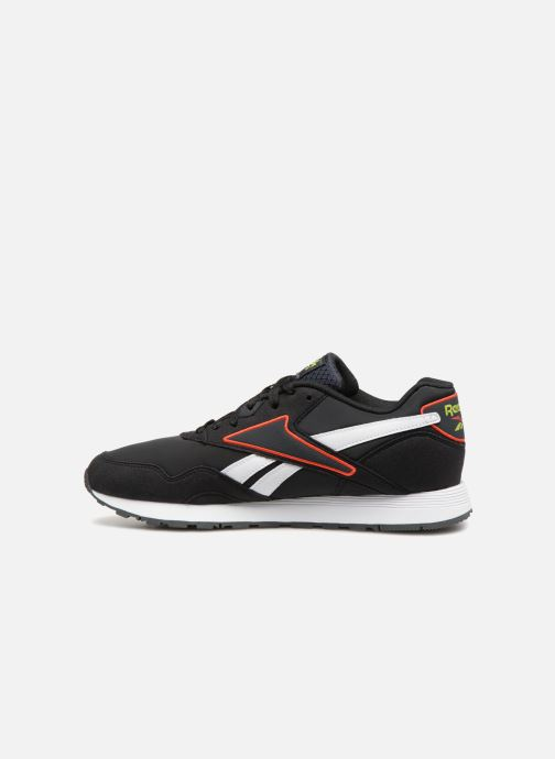Trainers Reebok Rapide Mu Black front view