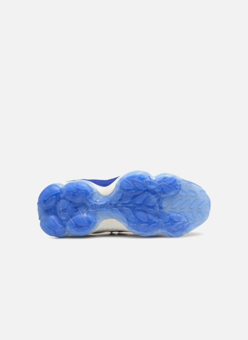 Trainers Reebok Dmx Run 10 Blue view from above