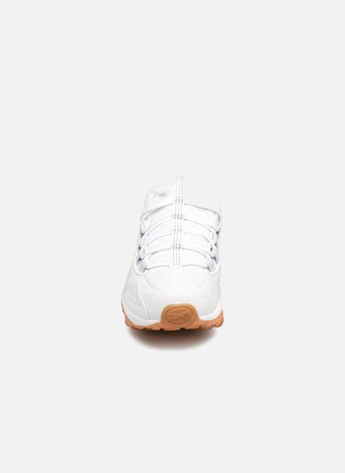 Reebok Dmx Run Chez Baskets 343551 10 blanc Gum rrAxqHOadw
