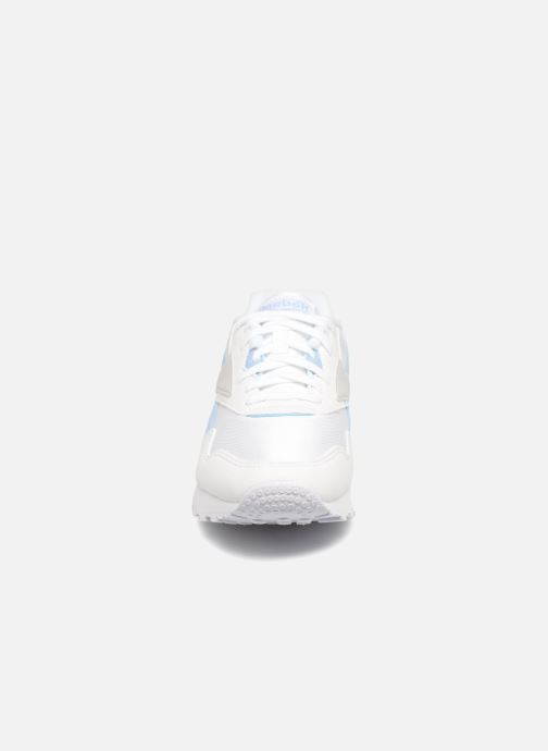 Baskets Reebok Rapide Mu W Blanc vue portées chaussures