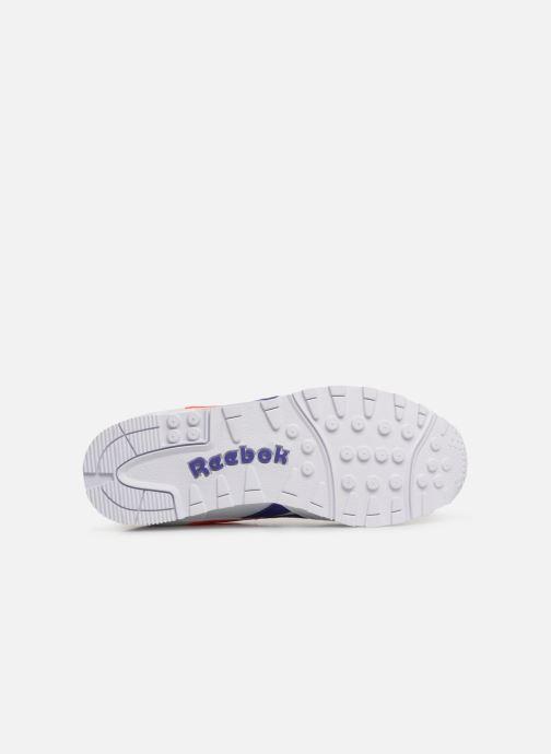 Baskets Reebok Rapide Mu W Blanc vue haut