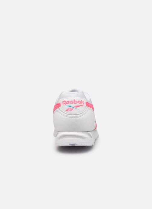 Sneakers Reebok Rapide Mu W Bianco immagine destra