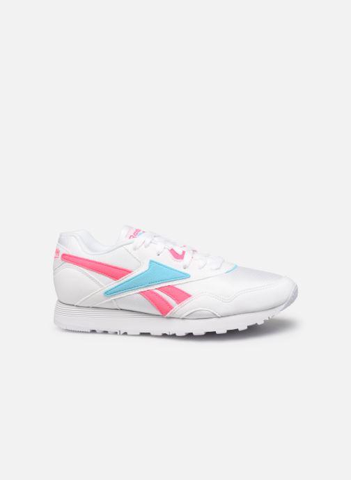 Sneaker Reebok Rapide Mu W weiß ansicht von hinten