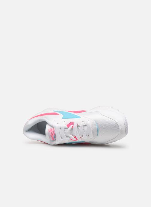 Sneaker Reebok Rapide Mu W weiß ansicht von links
