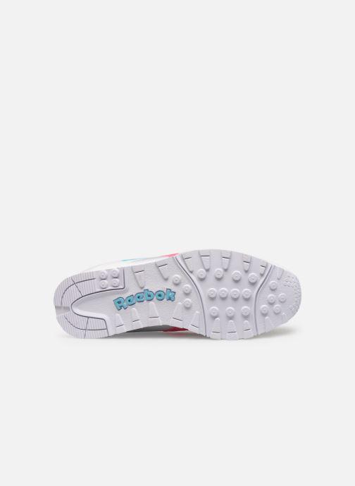 Sneaker Reebok Rapide Mu W weiß ansicht von oben