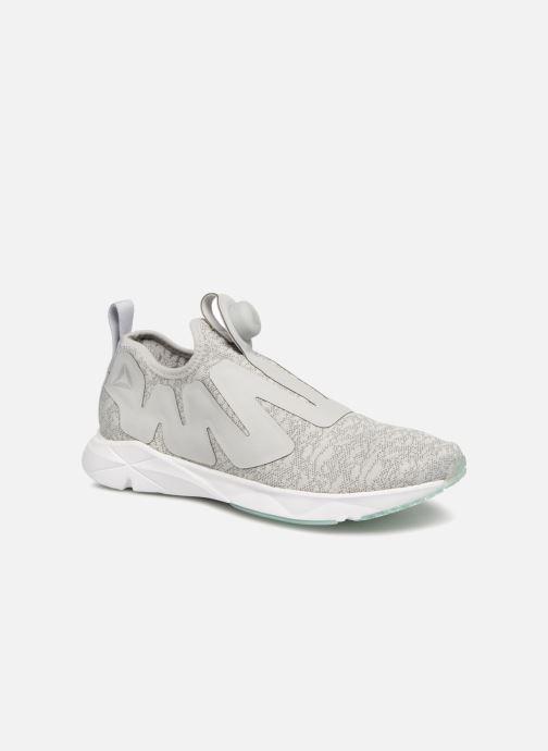 Chaussures de sport Reebok Pump Supreme Gris vue détail/paire