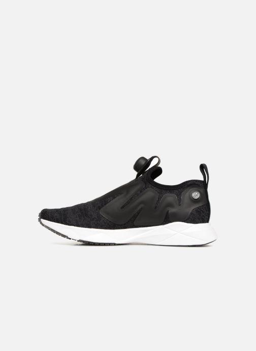 Sport shoes Reebok Pump Supreme Black front view