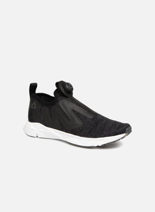 Sportschoenen Reebok Pump Supreme Zwart detail