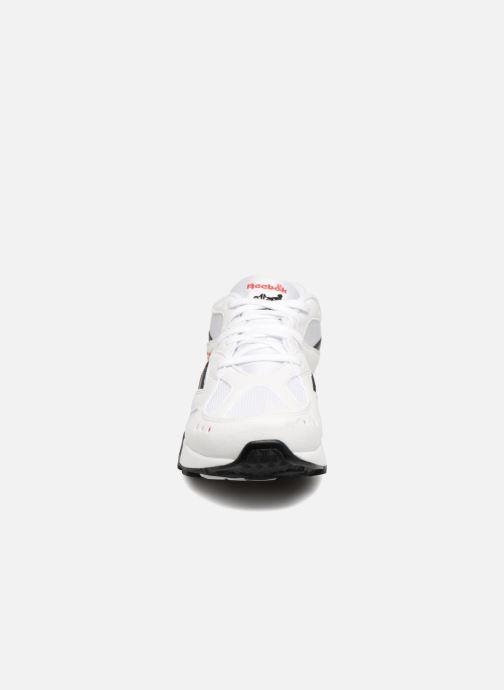 Baskets Reebok Aztrek Blanc vue portées chaussures