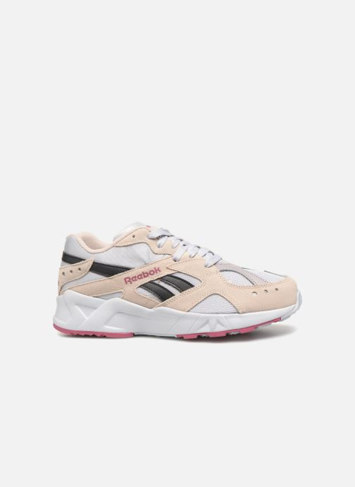 Trainers Reebok Aztrek Beige back view