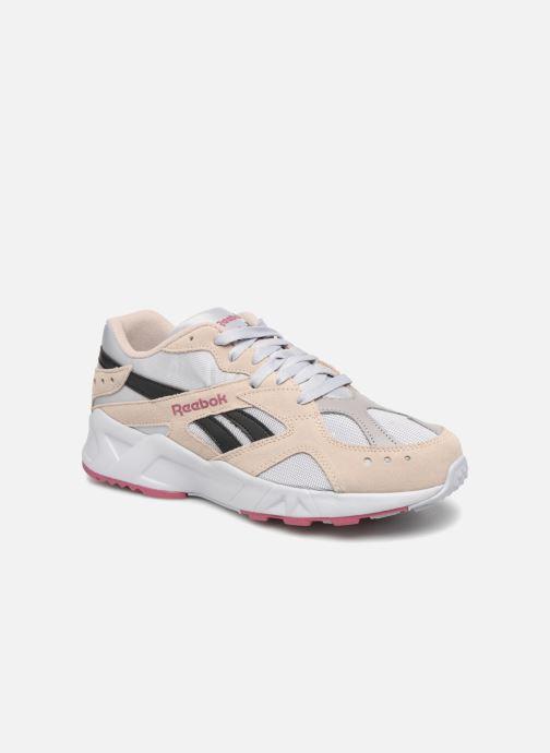 Sneakers Reebok Aztrek Beige detaljeret billede af skoene