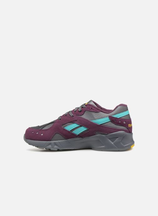 Trainers Reebok Aztrek Purple front view