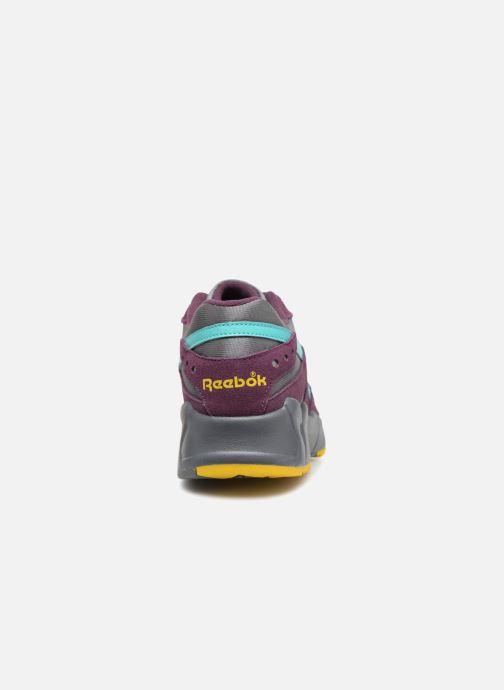 Trainers Reebok Aztrek Purple view from the right