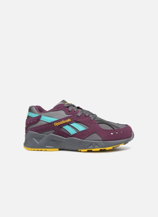 Trainers Reebok Aztrek Purple back view