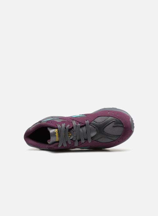 Trainers Reebok Aztrek Purple view from the left