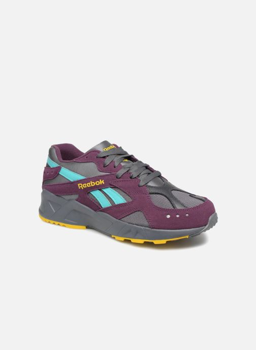 Trainers Reebok Aztrek Purple detailed view/ Pair view