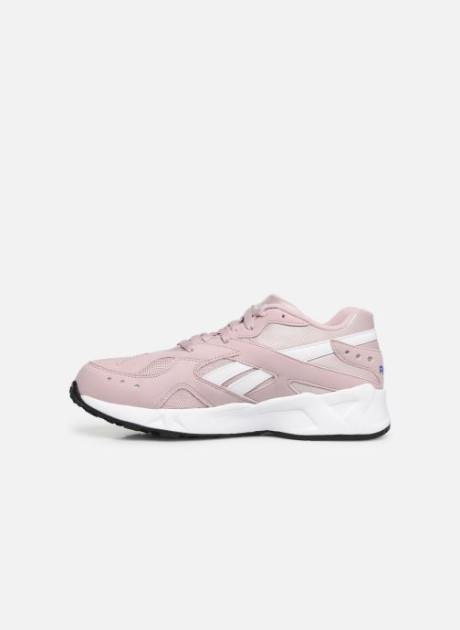 Sneaker Reebok Aztrek rosa ansicht von vorne