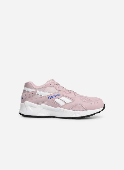 Sneaker Reebok Aztrek rosa ansicht von hinten