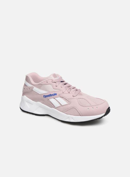 Sneakers Reebok Aztrek Roze detail