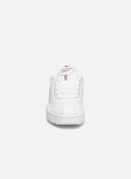 Baskets Reebok Rivyx Ripple Blanc vue portées chaussures
