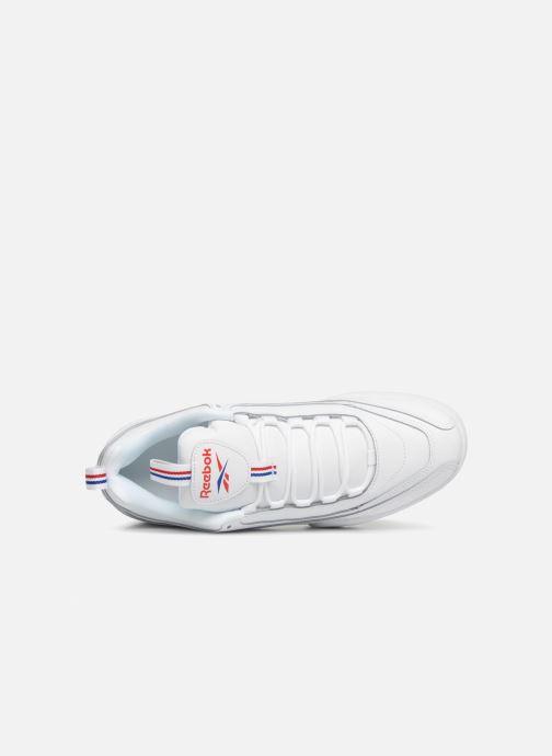 Sneaker Reebok Rivyx Ripple weiß ansicht von links