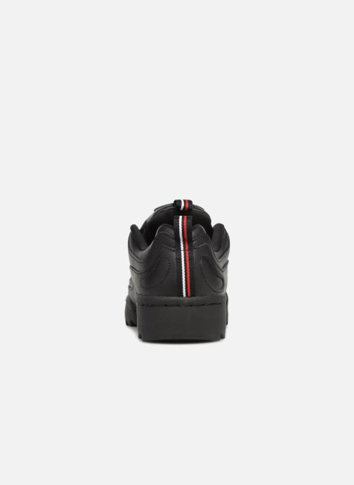 Baskets Reebok Rivyx Ripple Noir vue droite
