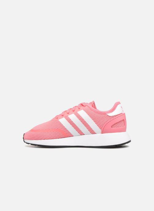 Sneakers adidas originals N-5923 J Roze voorkant