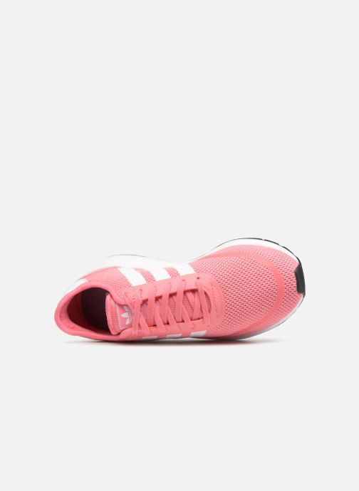 Sneaker adidas originals N-5923 J rosa ansicht von links