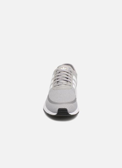 Sneaker adidas originals N-5923 J grau schuhe getragen