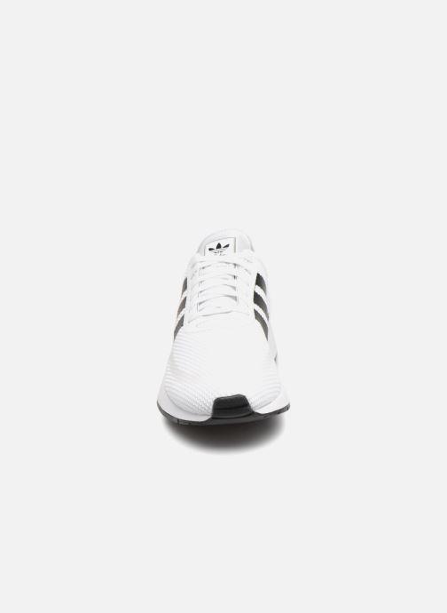 Sneaker adidas originals N-5923 J weiß schuhe getragen