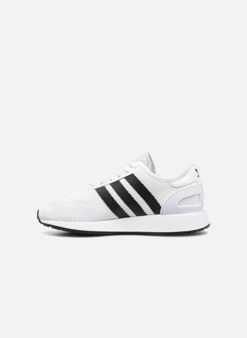 Sneaker Adidas Originals N-5923 J weiß ansicht von vorne