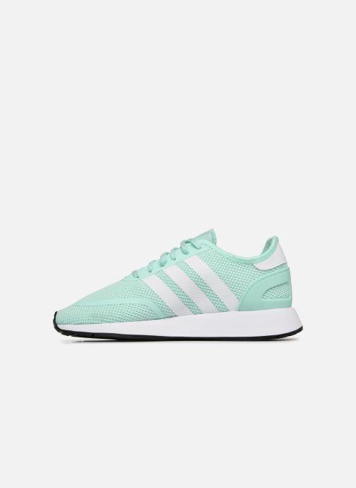 Sneaker Adidas Originals N-5923 J grün ansicht von vorne