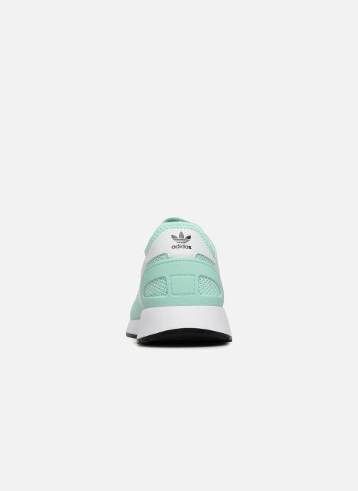 Sneaker Adidas Originals N-5923 J grün ansicht von rechts