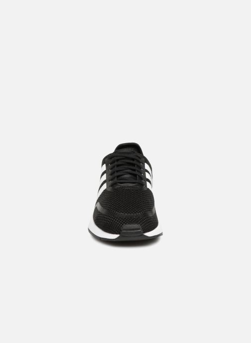 Sneaker adidas originals N-5923 J schwarz schuhe getragen