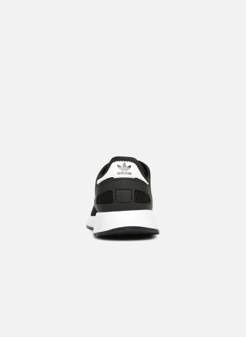 Sneaker adidas originals N-5923 J schwarz ansicht von rechts