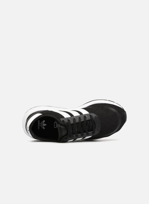 Sneaker adidas originals N-5923 J schwarz ansicht von links