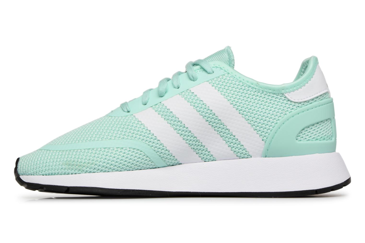 Baskets Adidas Originals N-5923 J Vert vue face