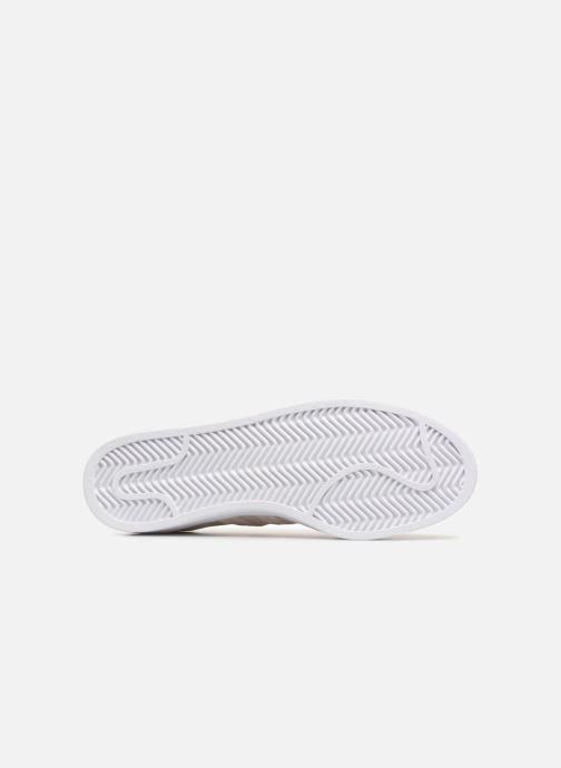 Sneaker adidas originals Campus Stitch And Turn weiß ansicht von oben