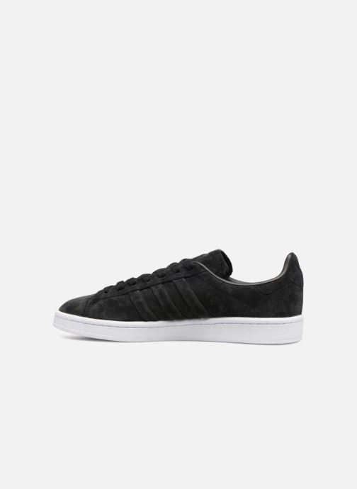 official photos e4559 41f65 Sneakers adidas originals Campus Stitch And Turn Nero immagine frontale