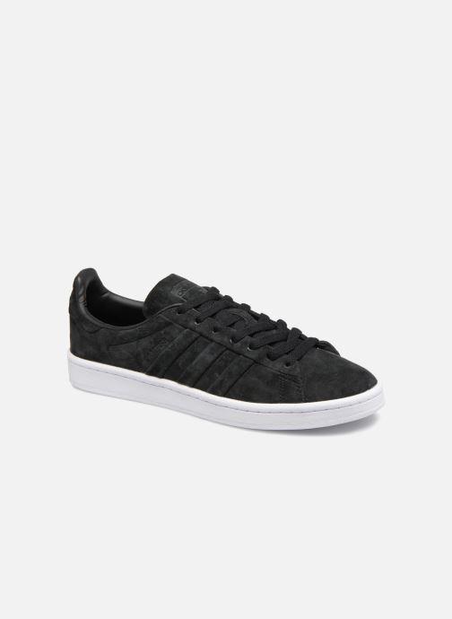best cheap 2dd7e 9a357 Sneakers adidas originals Campus Stitch And Turn Nero vedi dettaglio paio