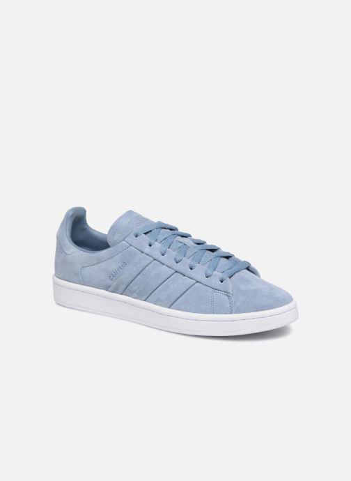 buy popular 2a114 05b53 Baskets Adidas Originals Campus Stitch And Turn Gris vue détailpaire